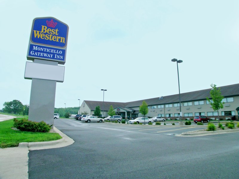Best Western Monticello Gateway Inn - Monticello, IL