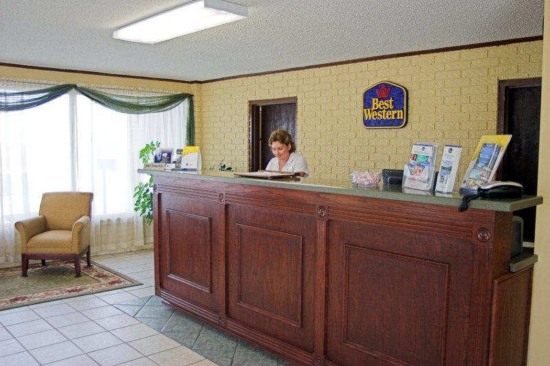 Best Western-Scenic Motor Inn - Batesville, AR