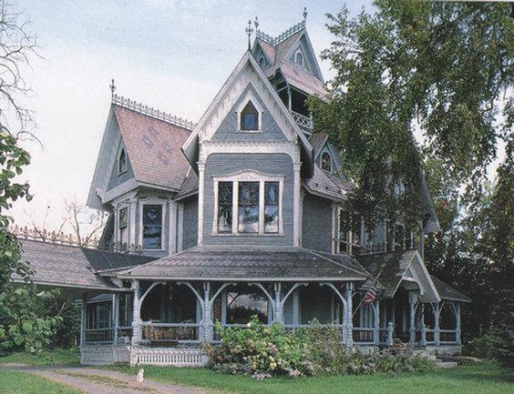 Grey Gables Mansion - Richford, VT