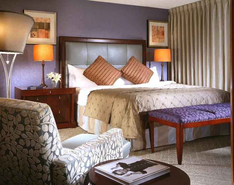 Hilton Memphis 客室
