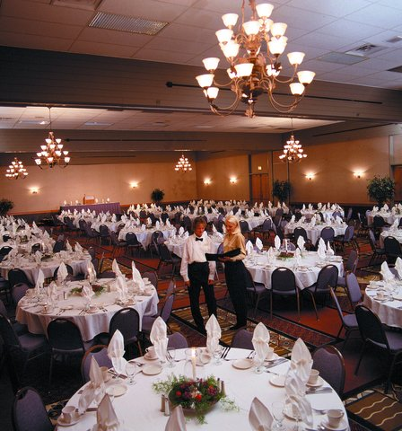 Arrowwood Resort - Ballroom