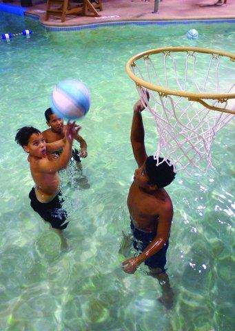 Arrowwood Resort - Basketball