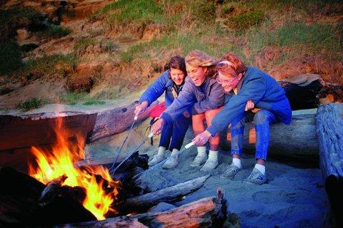 Arrowwood Resort - Camp Fire