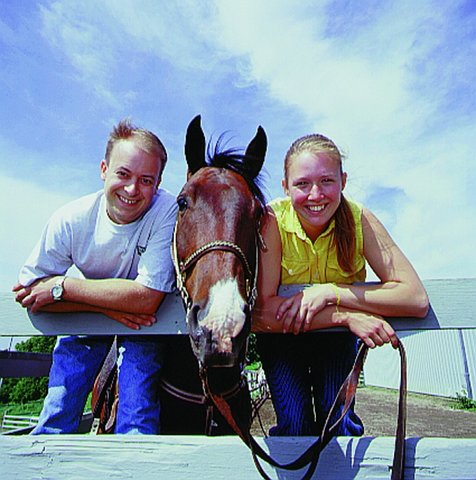 Arrowwood Resort - Horse Play