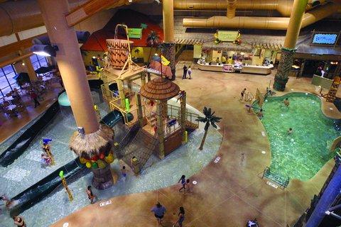 Arrowwood Resort - Kid Pool Overview