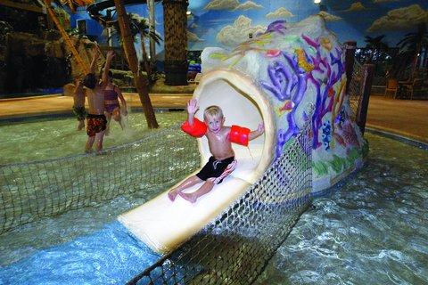 Arrowwood Resort - Kiddie Slide