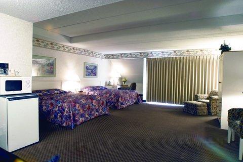 Arrowwood Resort - Queen Room