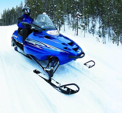 Arrowwood Resort - Snowmobile Touring