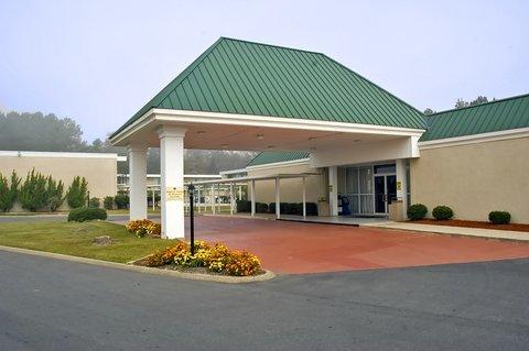 Days Inn Goldsboro - Exterior