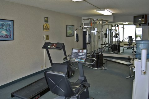 Days Inn Goldsboro - Fitness Center