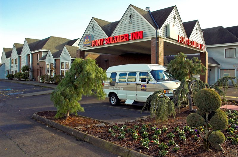 Best Western Pony Soldier-Gresham - Gresham, OR