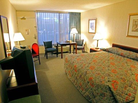 Alpine Lodge Magnuson Hotel - King