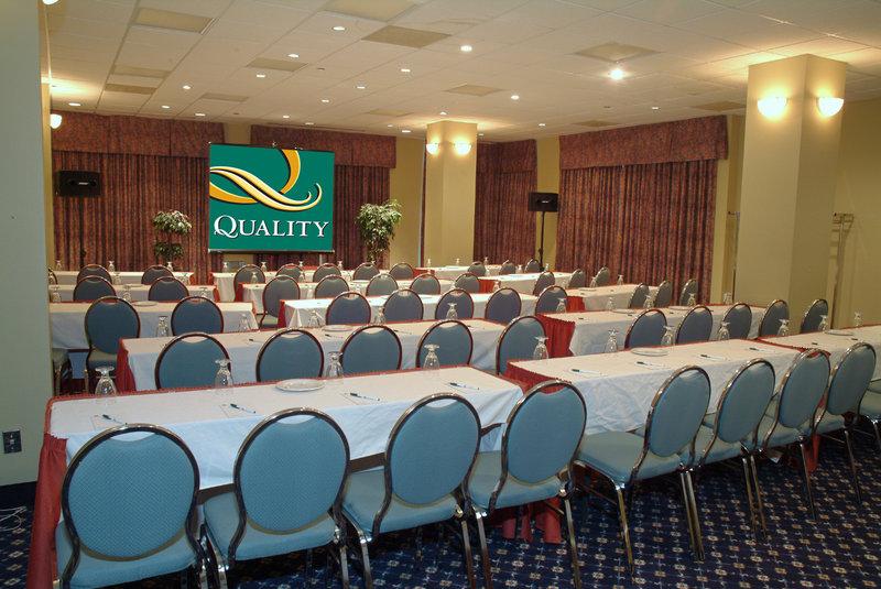 Quality Suites Montreal Aeroport Konferencelokale