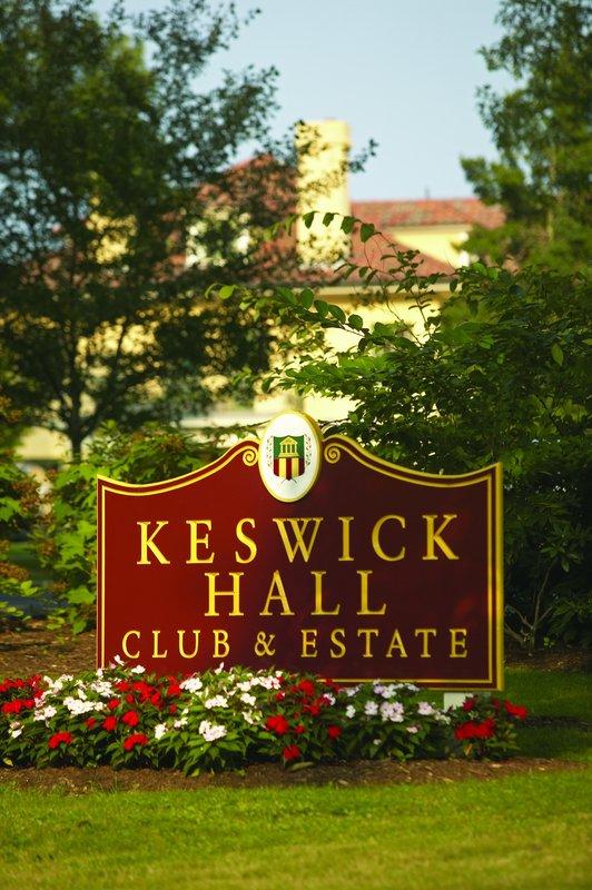 Keswick Hall - Keswick, VA