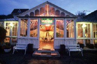 Corstorphine House - Exterior Night