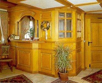 Hotel Heidelberg - Reception