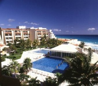 Solymar Cancun Beach Resort - Outdoor Pool   Beach Area
