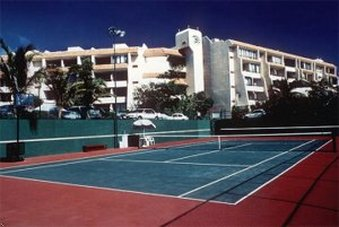 Solymar Cancun Beach Resort - Tennis Court