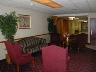 Days Inn Binghamton Lobby