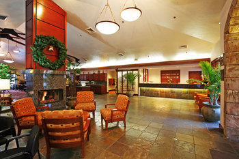 Desert Rose Resort - Lobby