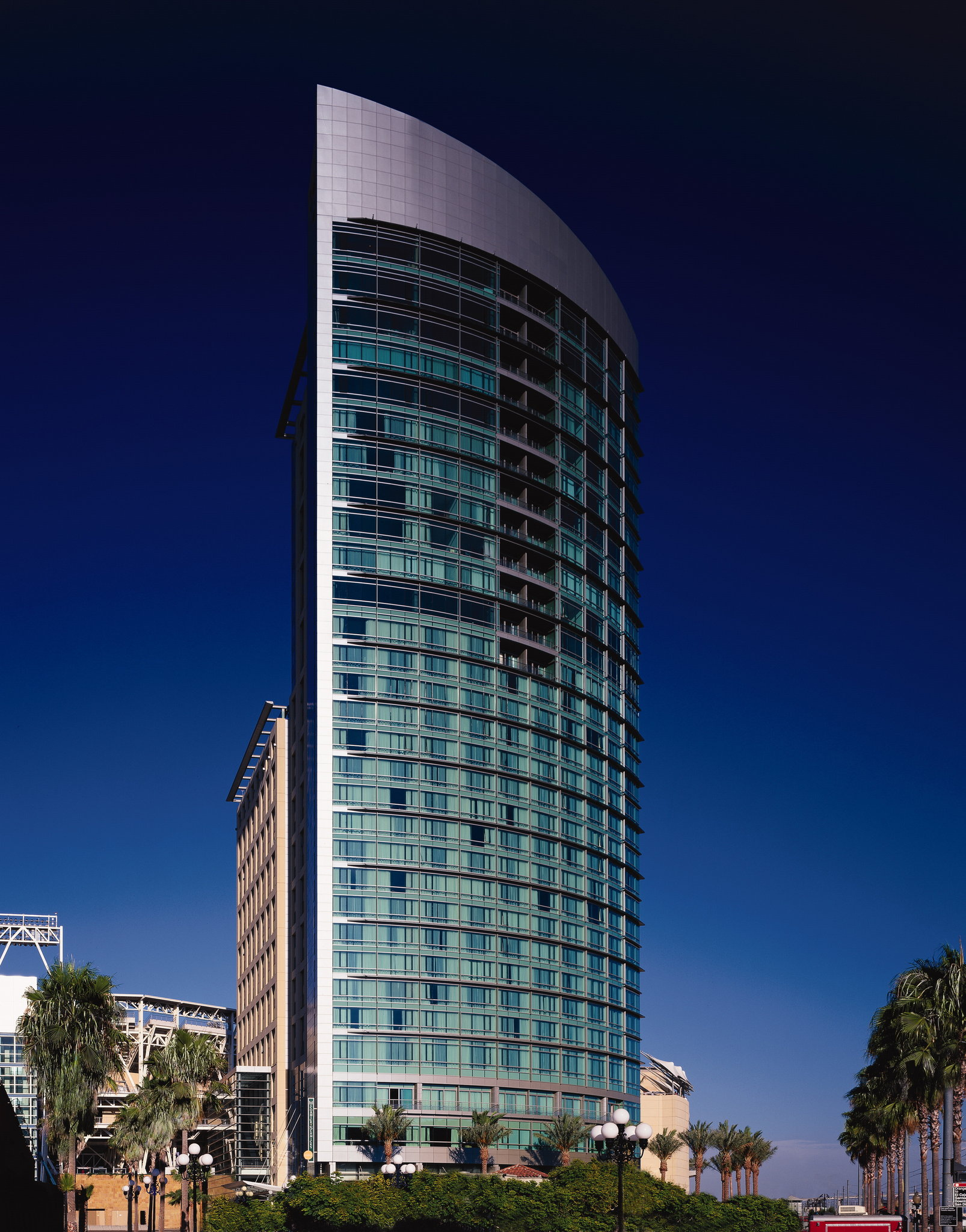 Omni Hotel Rooms San Diego
