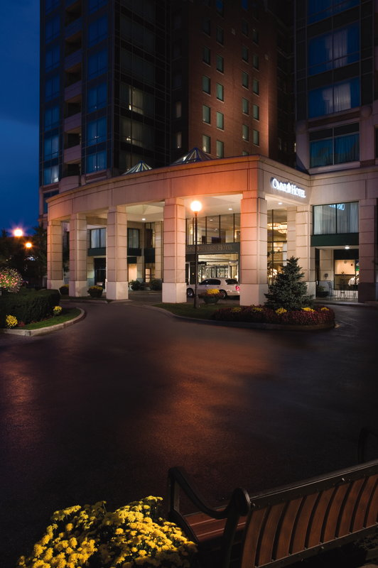 Omni Severin Hotel Exterior view