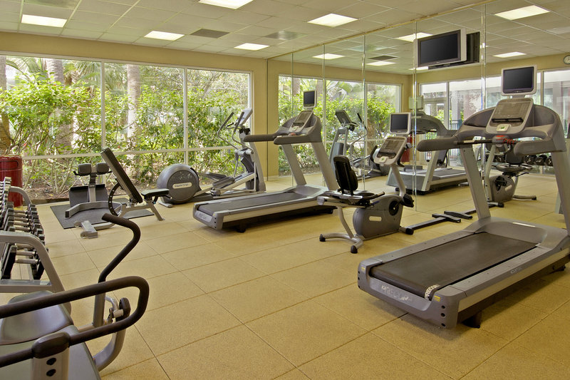 Embassy Suites Orlando - Lake Buena Vista Fitness-klub