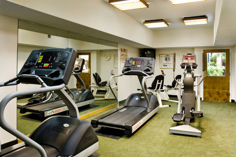 Quality Suites Convention Center Hotel - Fitness Center
