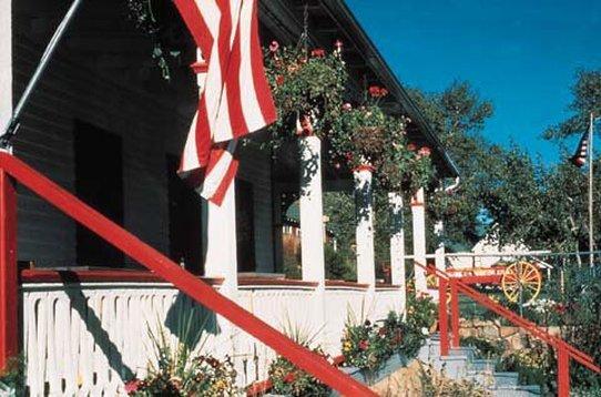 Peck House - Empire, CO