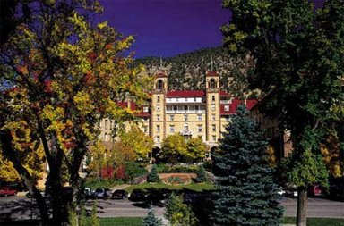 Hotel Colorado - Glenwood Springs, CO