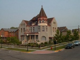 Nagle Warren Mansion - Exterior