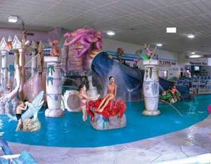 Atlantis Waterpark Hotel - Wisconsin Dells, WI