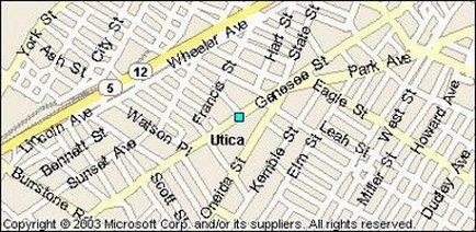 Rosemont Inn B&B - Utica, NY