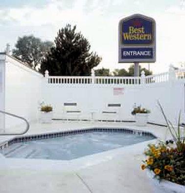 Best Western Dunmar Inn - Hot Tub