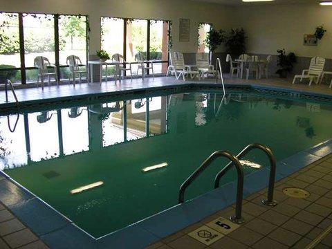 Hampton Inn Bradley Kankakee - Pool
