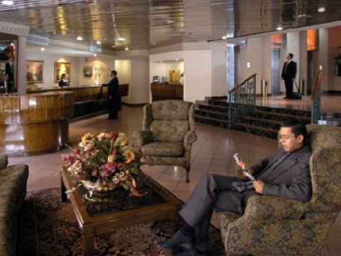 Hotel Palacio Del Sol - Reception