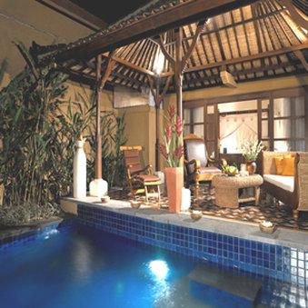 Diwangkara Holiday Villa Beach Resort & Spa - Deluxe Pool Villa