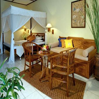 Diwangkara Holiday Villa Beach Resort & Spa - Deluxe Room