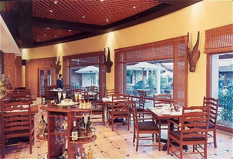 Uppal's Orchid - an Ecotel Hotel - Dining