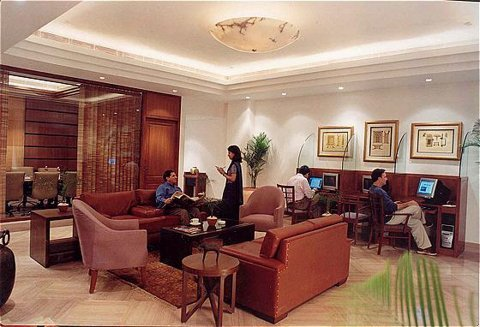 Uppal's Orchid - an Ecotel Hotel - Lobby view