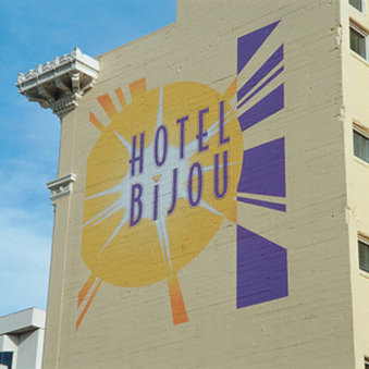 Hotel Bijou San Francisco Hotels