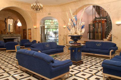 Imperator Hotel Nimes - Lobby