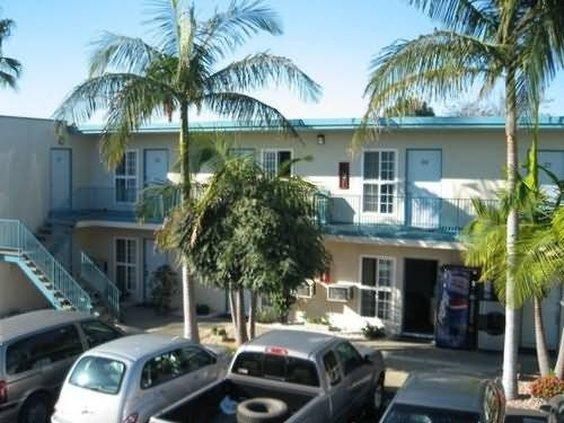Sea Side Motel - Redondo Beach, CA