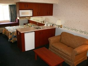 Heritage Inn Express Rocklin - Interior