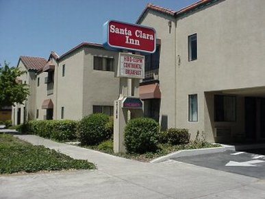 Santa Clara Inn - San Jose, CA