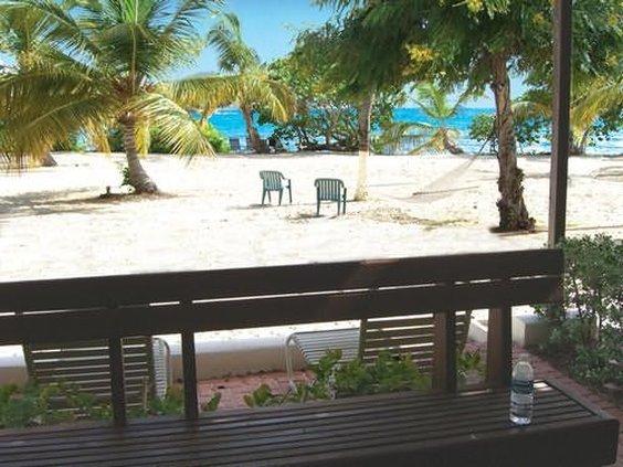 Sapphire Beach Villas & Suites Lobby