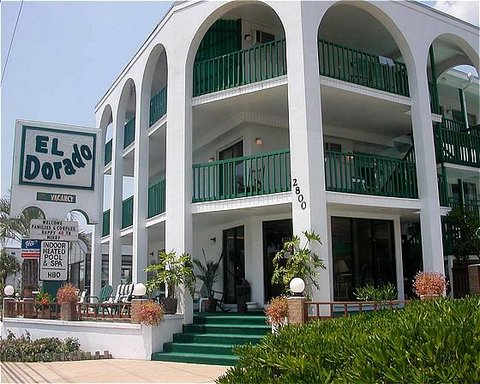 ... Red Roof Inn Myrtle Beach Hotel · El Dorado Motel