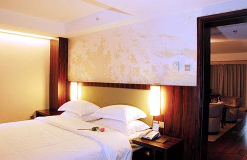 Ocean Hotel Beijing Вид в номере