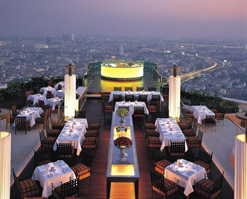 lebua at State Tower - Sirocco