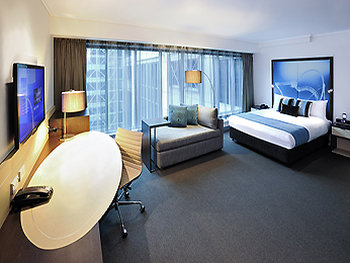 Novotel Melbourne on Collins - Room